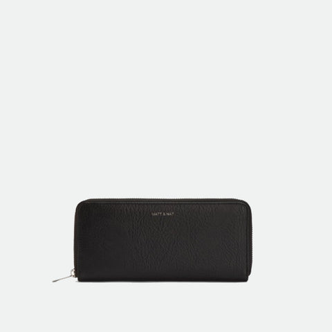 Matt & Nat Dwell black wallet