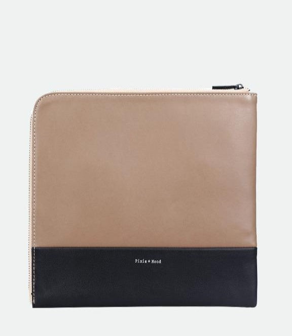Pixie Mood Abby travel clutch