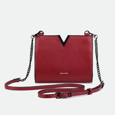 Pixie Mood Ophelia ruby crossbody
