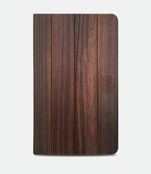 Nara Walnut wood Ipad case