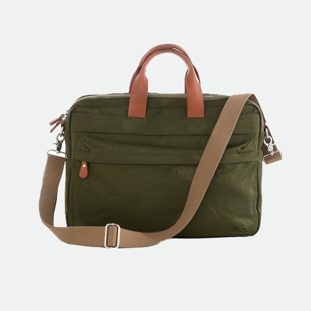 Beau Briefcase green