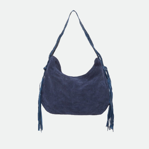 Mila Hobo blue