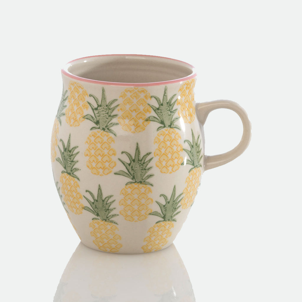 Shiraleah- Pippa Pineapple Mug