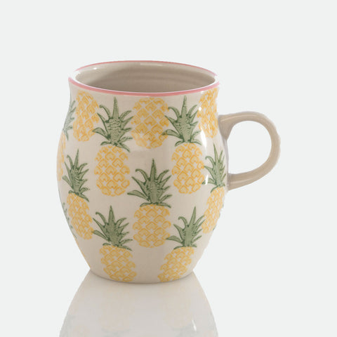 Pippa Pineapple Mug