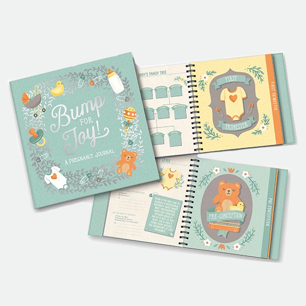 Bump for Joy Pregnancy Journal