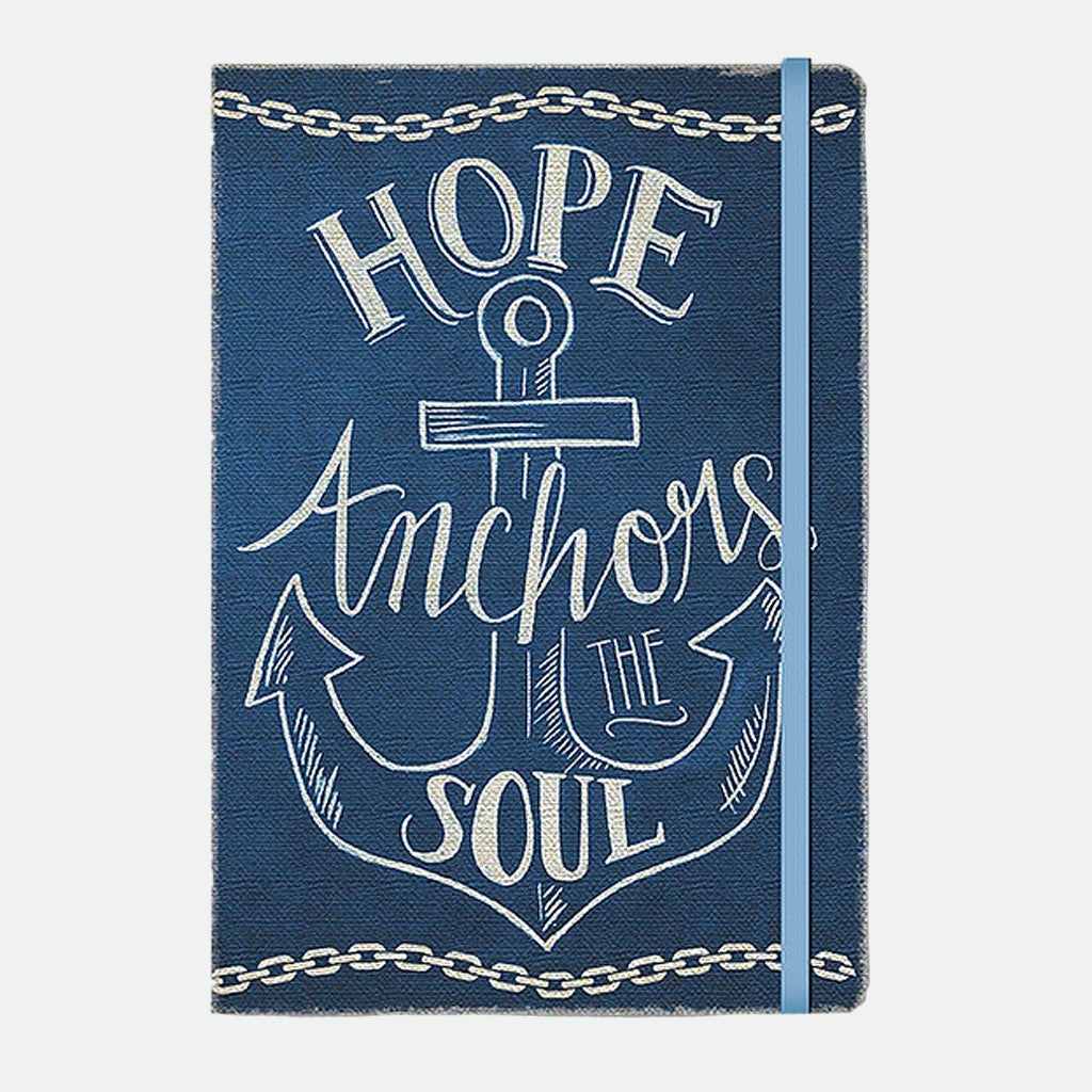 Studio Oh- Hope Anchors the Soul journal