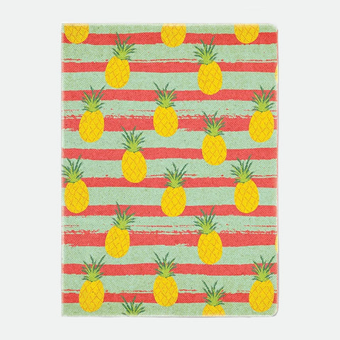 Pineapple Paradise deconstructed journal