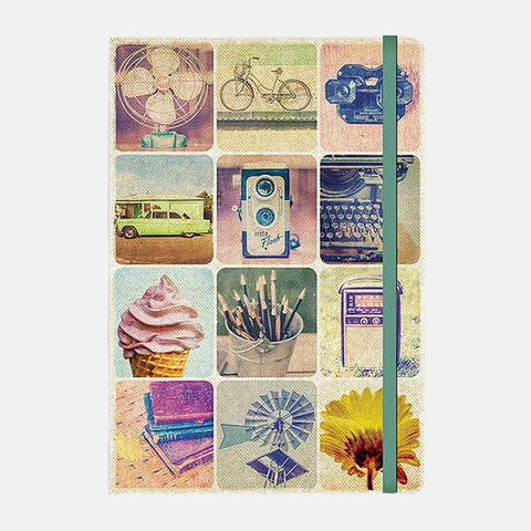 Poetic Moments compact journal