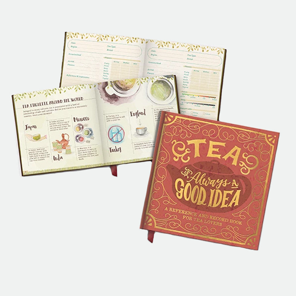Studio Oh- Tea Lover's journal