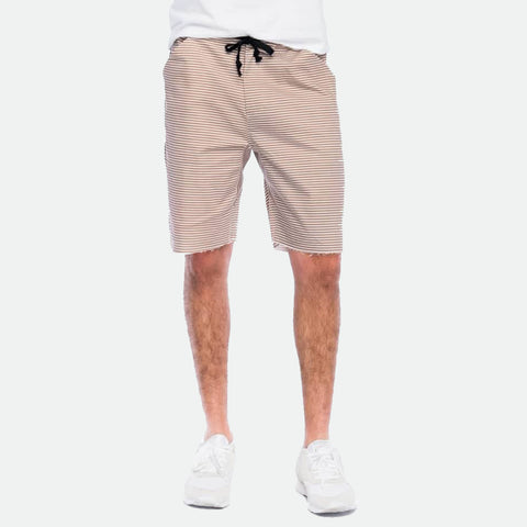 Baja Stripe Yacht shorts