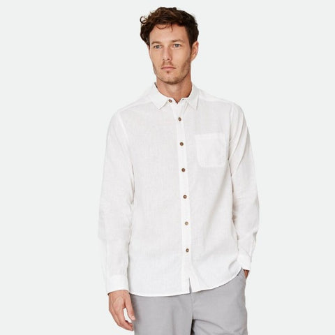 Thought Clothing- Harper Hemp shirt