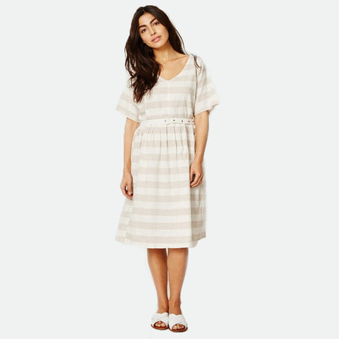 Latifa hemp dress