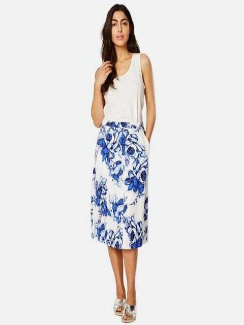 Thought Clothing- Mokomo tencel skirt