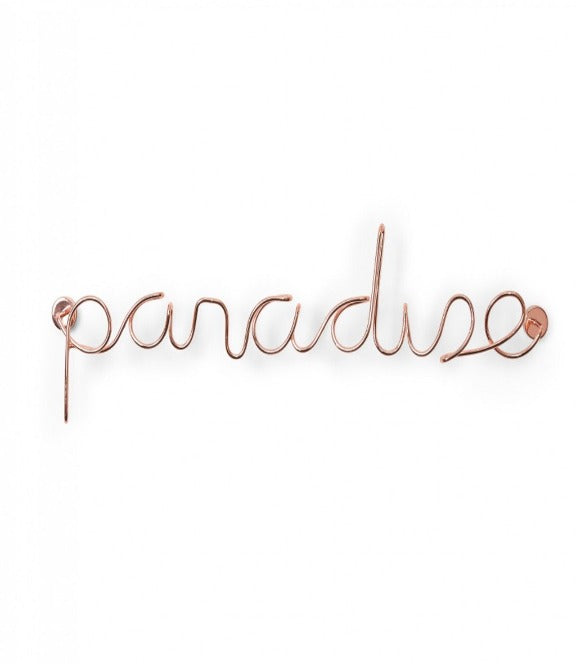 Umbra- Paradise wire wall decor
