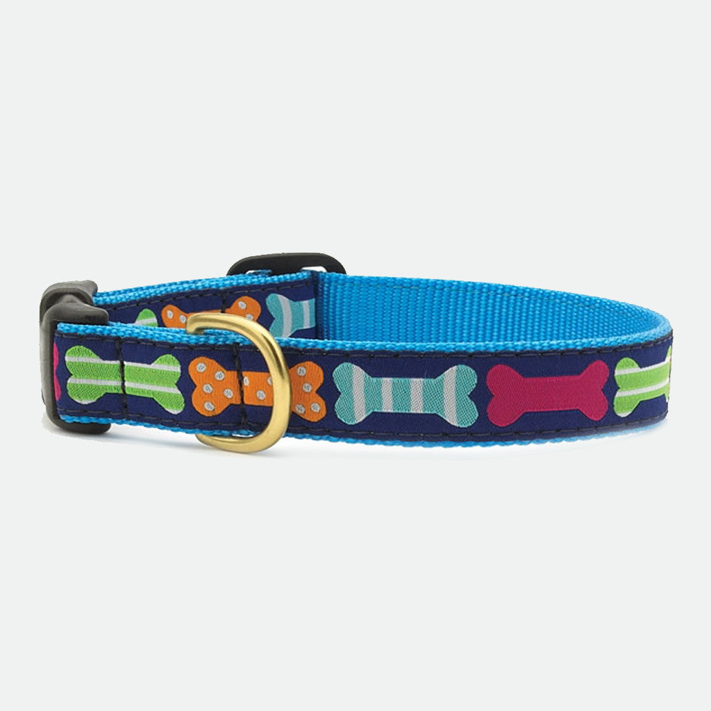 Upcountry Big Bones dog collar