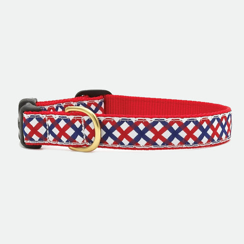 Upcountry Parker dog collar