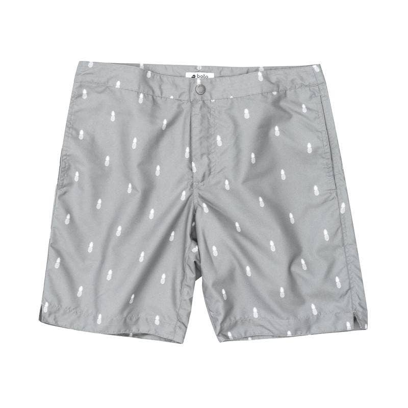 "boto - Aruba 8.5"" Pineapples Swim Trunks"