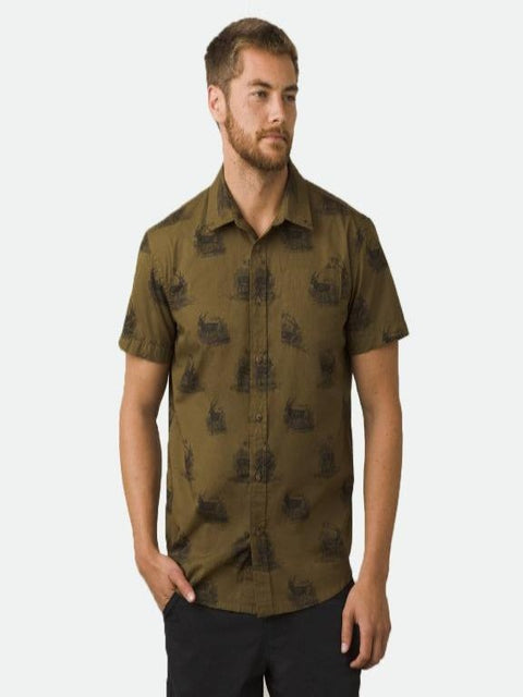 prAna- Broderick dress shirt