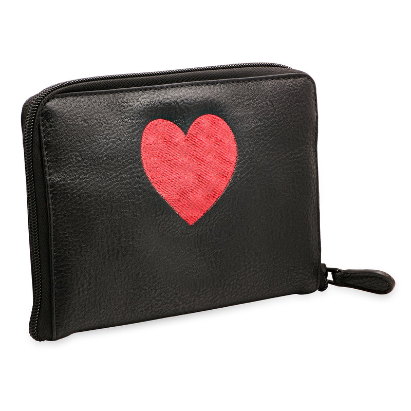 """Heart"" Jewelry Pouch"
