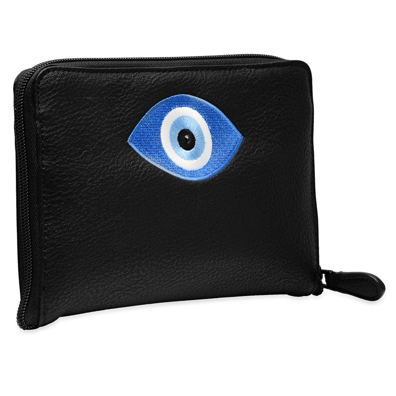 """Evil Eye"" Jewelry Pouch"