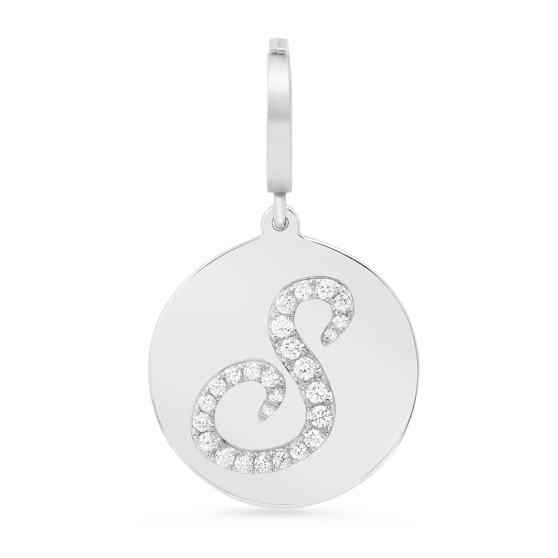 Initial Disc Charm