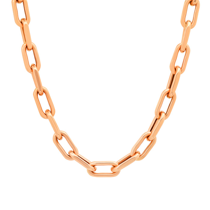 Extra Large Open Link Necklace