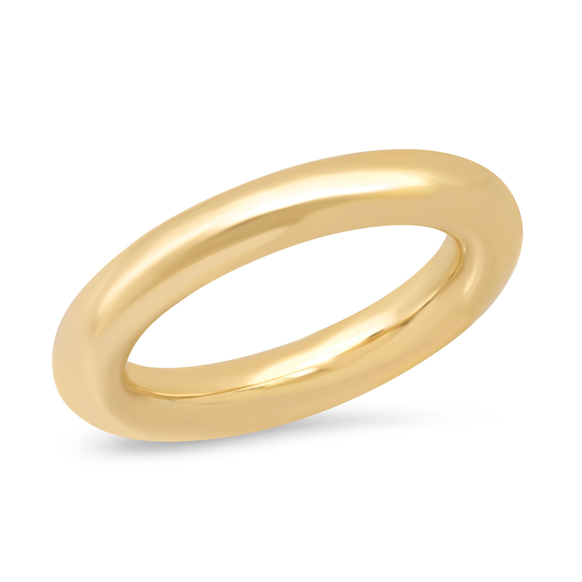 Wide Layering Ring