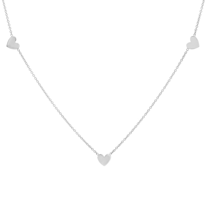 3 of Hearts Necklace