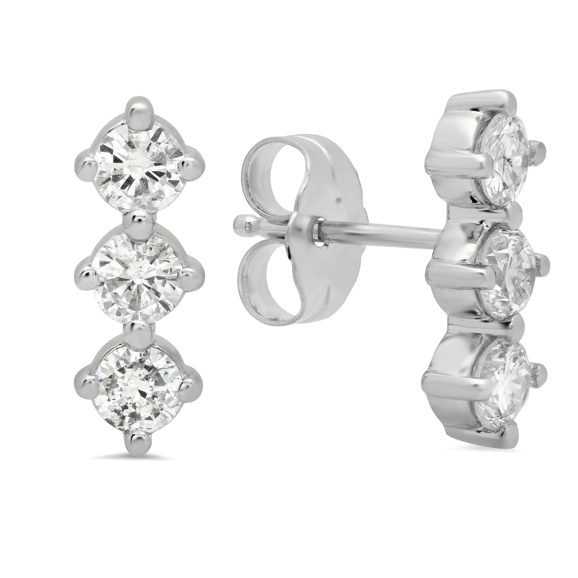 otiumberg products diamond stud
