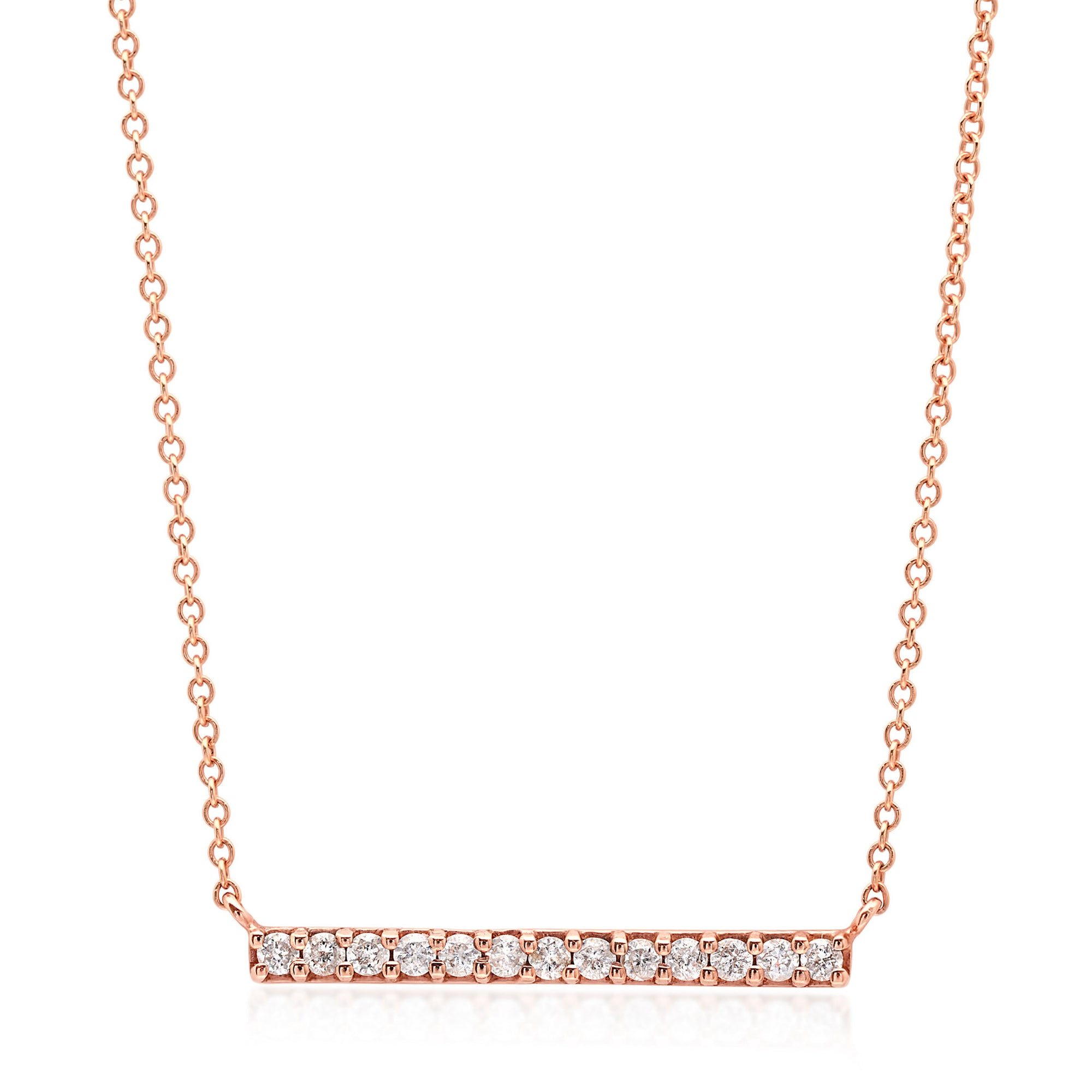 diamond raw pendant product di cut necklace bar marco baumgarten