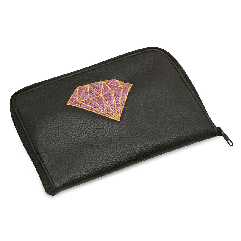 """Diamond"" Jewelry Pouch"