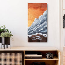 Load image into Gallery viewer, Copper Mountain Coastline Wall Art