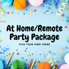 Customized Party Package