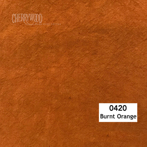 Burnt Orange 0420