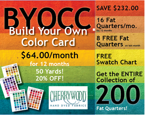 Build Your Own Color Card