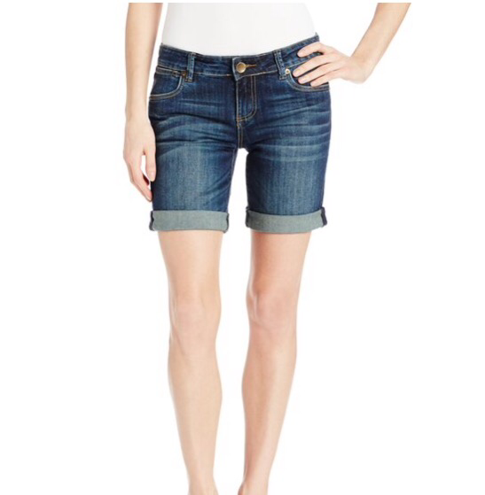 Catherine Boyfriend Short by Kut