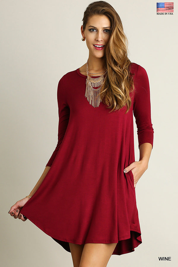 THE KENLY DRESS