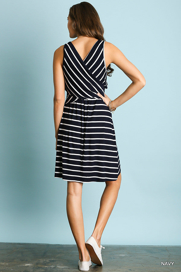 The Felicity Striped Dress
