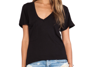 BOYFRIEND POCKET T-SHIRT