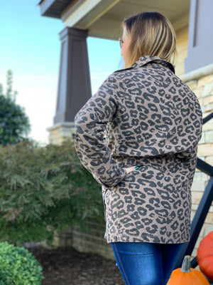 THE NALA LEOPARD PRINT JACKET