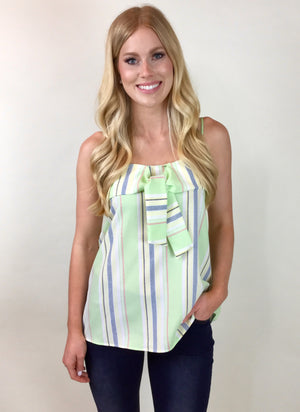 THE GRACE SLEEVELESS TOP