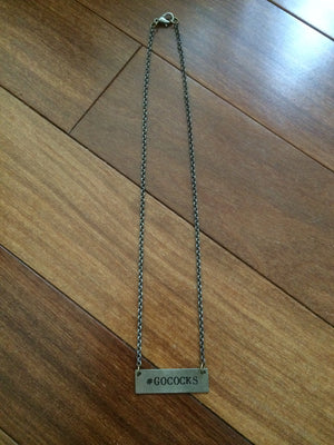 South Carolina Gamecocks Necklace