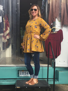 THE ZINNIA TUNIC