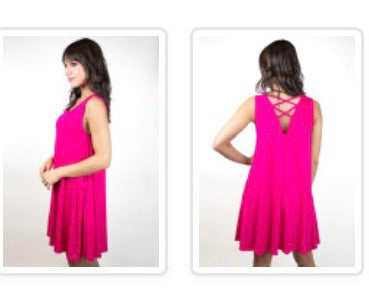 THE KATIE SWING DRES