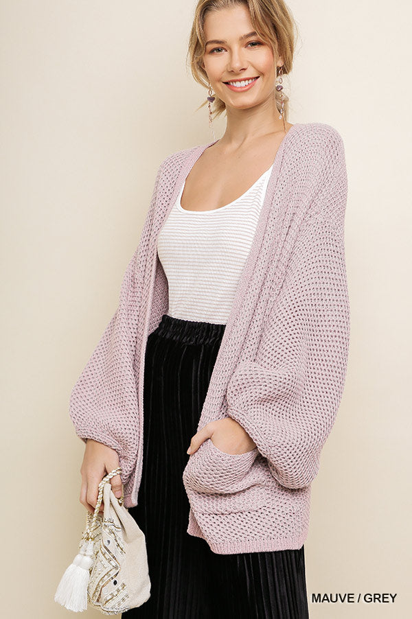 THE ROSALIND CARDIGAN