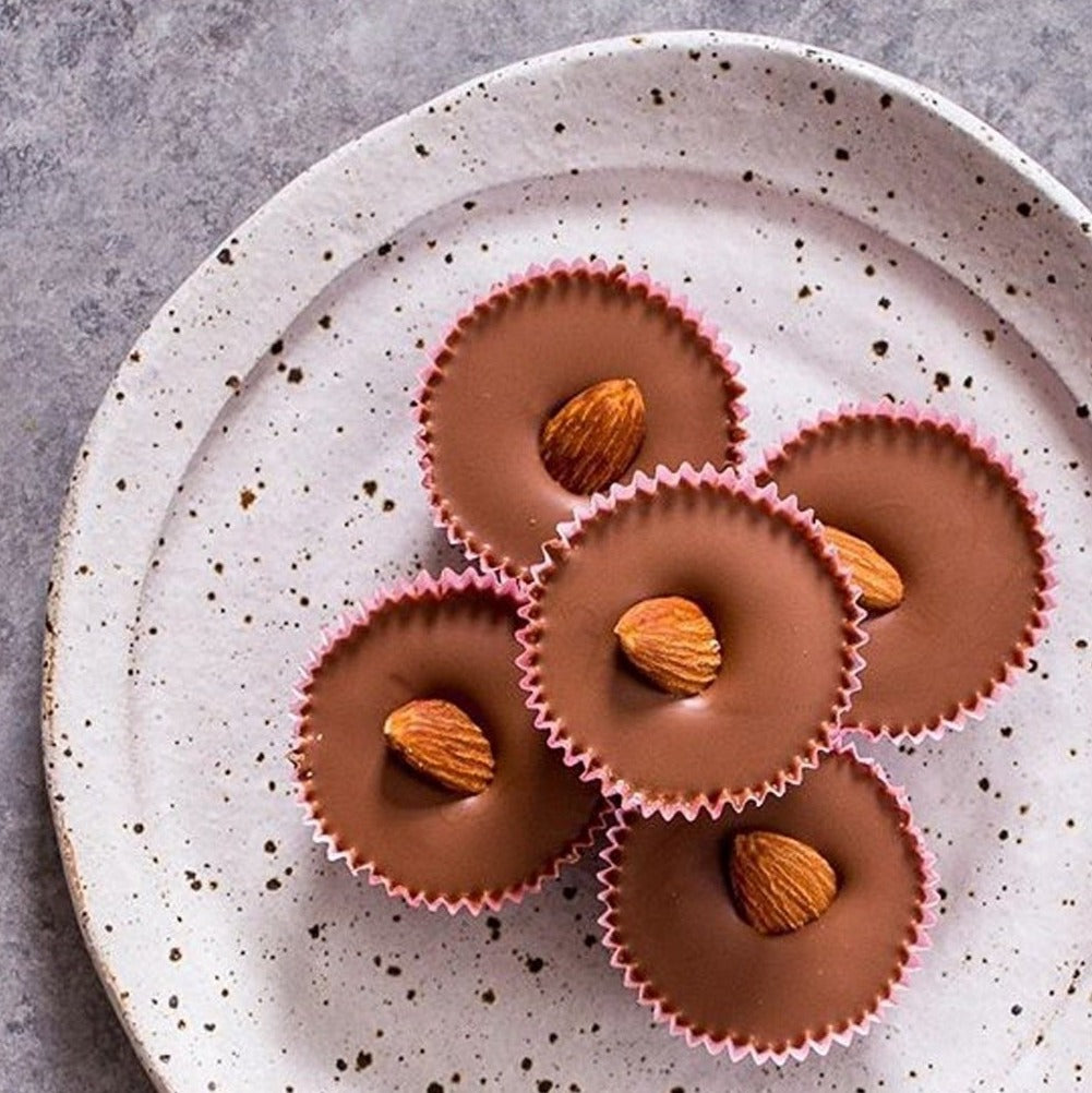 Nutty Almond Cup