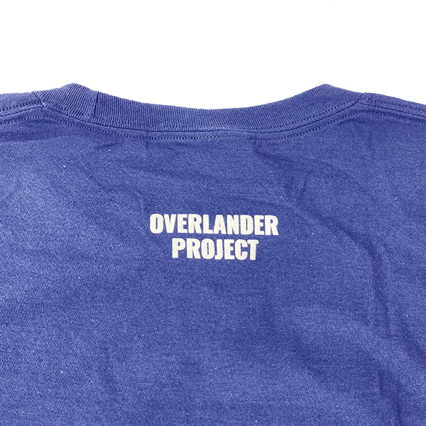 "Overlander Project ""Vintage Logo""  Short Sleeve"