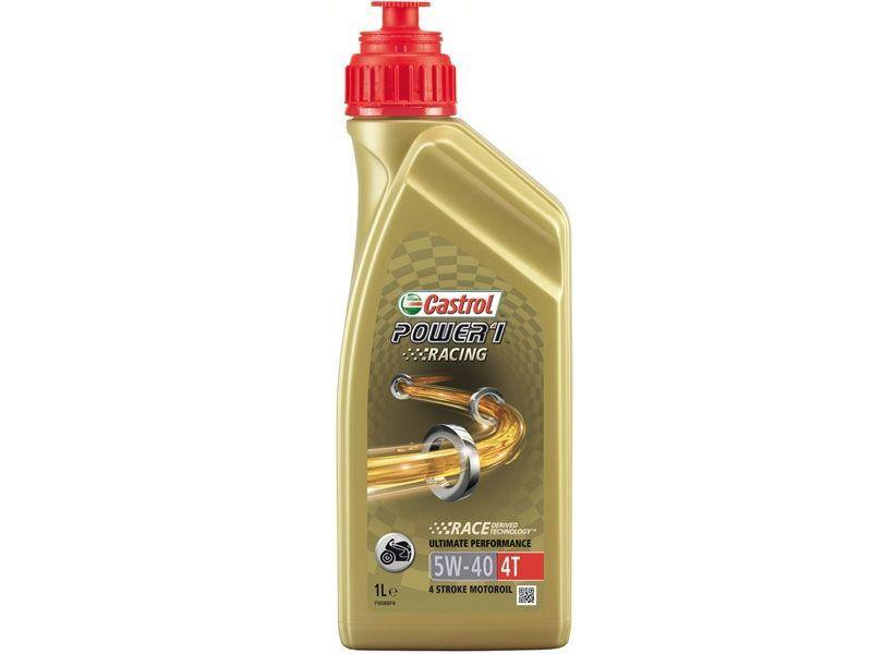 Castrol Power 1 Racing 5W40 - mcsmotorshop