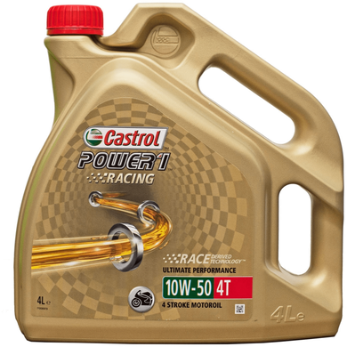 Castrol Power 1 Racing 10W50 - mcsmotorshop