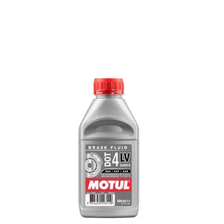Motul DOT 4 LV Brake Fluid - mcsmotorshop